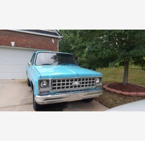 1976 Chevrolet C/K Truck for sale 101119857