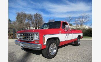 1976 Chevrolet C/K Truck Silverado for sale 101216724