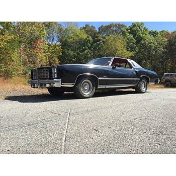 1976 Chevrolet Monte Carlo for sale 100829899