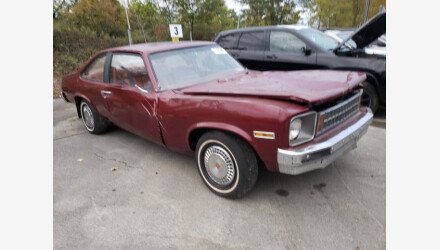 1976 Chevrolet Nova for sale 101409728