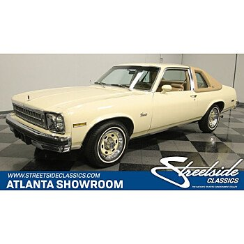 1976 Chevrolet Nova for sale 101596300