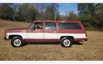 1976 Chevrolet Suburban 2WD 2500 for sale 101394753
