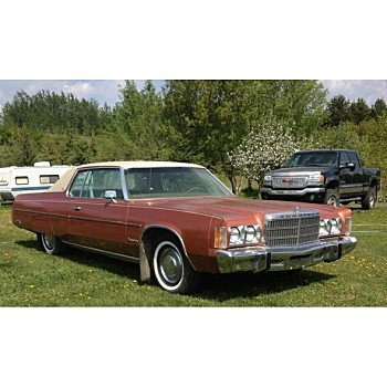 1976 Chrysler Newport for sale 100994630