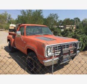 1976 dodge truck value