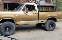 1976 Dodge D/W Truck 4x4 Regular Cab W-100 for sale 101195455