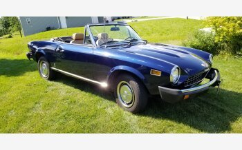 1976 FIAT Spider for sale 101176588