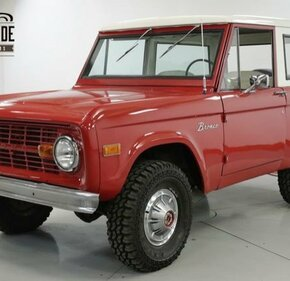 1976 Ford Bronco for sale 101140359