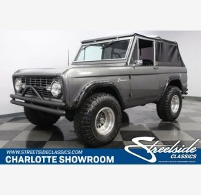 1976 Ford Bronco for sale 101234395
