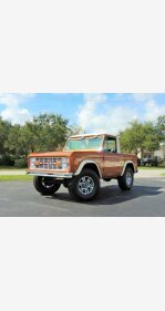 1976 Ford Bronco for sale 101315891