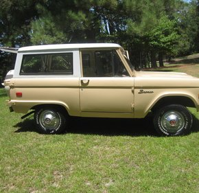 1976 Ford Bronco XL for sale 101359063