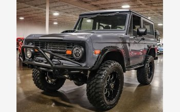 1976 Ford Bronco XL for sale 101489395