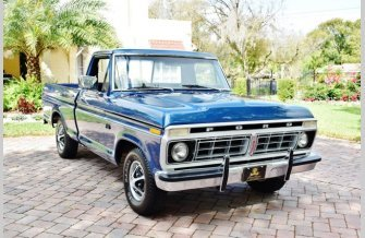 1976 Ford F100 for sale 101099903