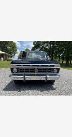 1976 Ford F100 2WD Regular Cab for sale 101399184