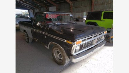 1976 Ford F100 for sale 101417065