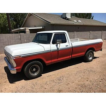 1976 Ford F150 for sale 100829795