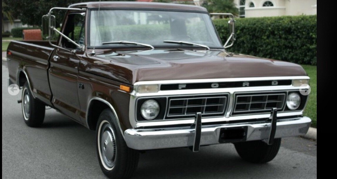 1976 Ford F150 Classics For Sale Classics On Autotrader