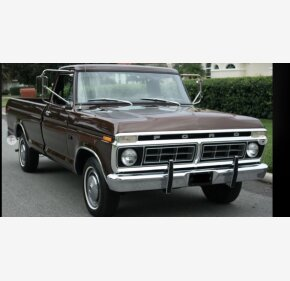 1976 Ford F150 2WD Regular Cab for sale 101014585