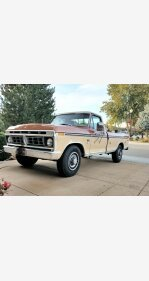 1976 Ford F250 Camper Special for sale 101406899