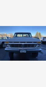 1976 Ford F250 4x4 Regular Cab for sale 101426778