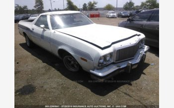 1976 Ford Ranchero for sale 101015848