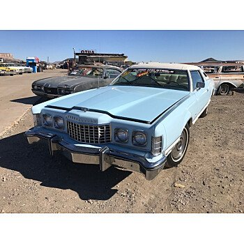 1976 Ford Thunderbird for sale 100975281