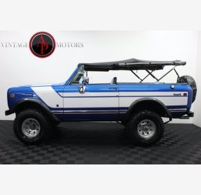 1976 International Harvester Scout for sale 101465554