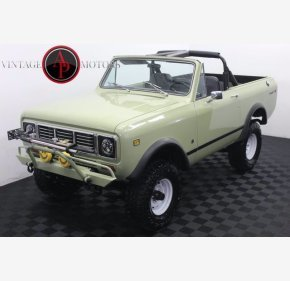 1976 International Harvester Scout for sale 101467598