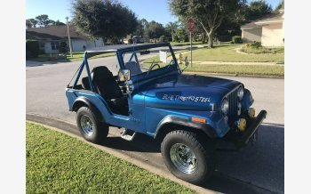1976 Jeep CJ-5 for sale 101246698