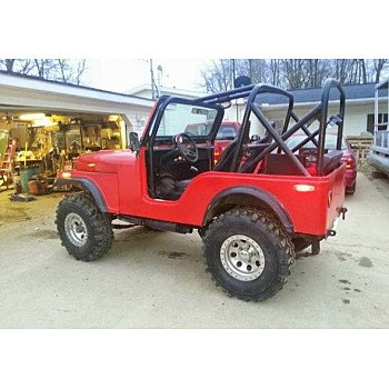 1976 Jeep CJ-5 for sale 100952669