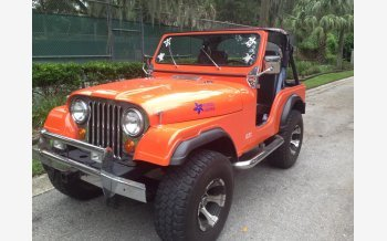 1976 Jeep CJ-5 for sale 101113620