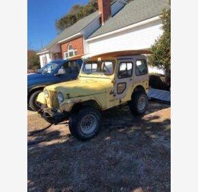 1976 Jeep CJ-5 for sale 101123099