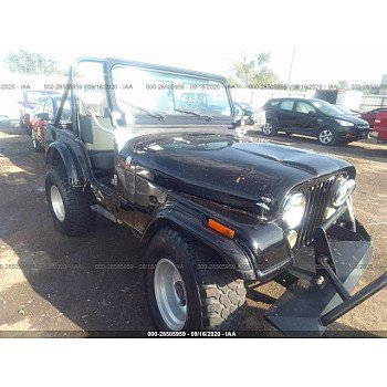 1976 Jeep CJ-5 for sale 101409120