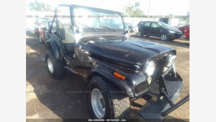 1976 Jeep CJ-5 for sale 101409120