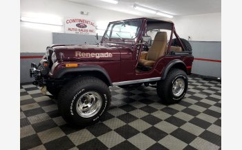 1976 Jeep CJ-5 for sale 101415873