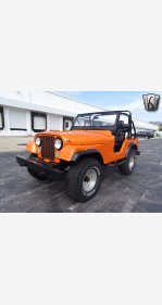 1976 Jeep CJ-5 for sale 101416132