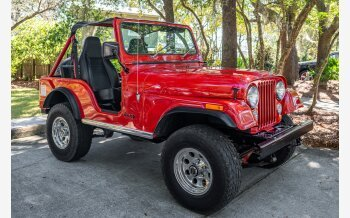 1976 Jeep CJ-5 for sale 101480963