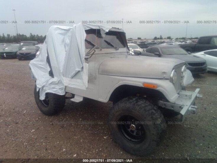 1976 Jeep CJ-5 for sale 101534641