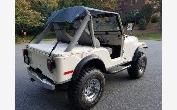 1976 Jeep CJ-5 for sale 101606042