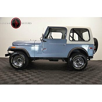 1976 Jeep CJ-7 for sale 101089160