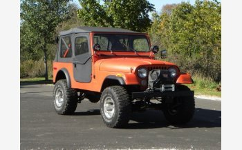 1976 Jeep CJ-7 for sale 101058008