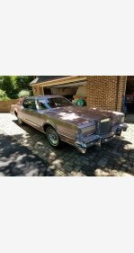 1976 Lincoln Continental for sale 100996475