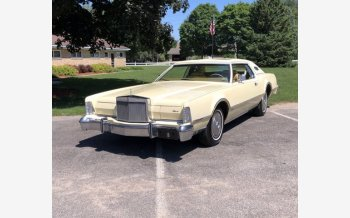 1976 Lincoln Mark IV for sale 101356559