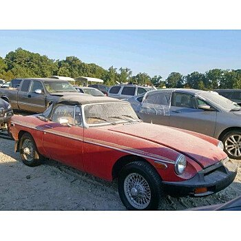 1976 MG MGB for sale 101223723