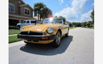 1976 MG MGB for sale 101237583