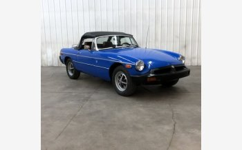 1976 MG MGB for sale 101300606