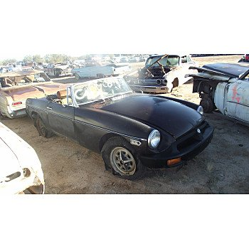 1976 MG MGB for sale 101323361
