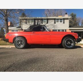 1976 MG MGB for sale 101416114