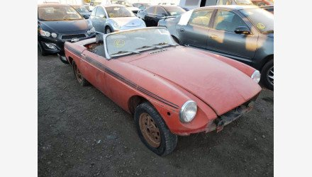 1976 MG MGB for sale 101463982