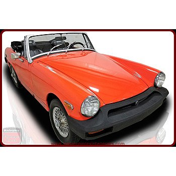 1976 MG Midget for sale 100911001