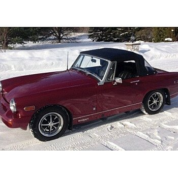 1976 MG Midget for sale 100959498